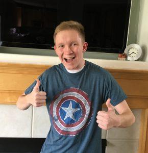SPENCER UPDATE – HE'S HOME!